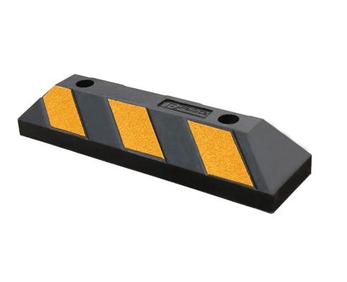 Cục chặn lùi bánh xe có phản quang