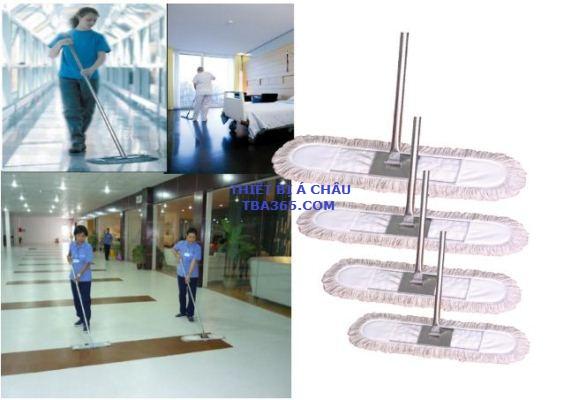 Cây lau sàn nhà công nghiệp dùng trong bệnh viện
