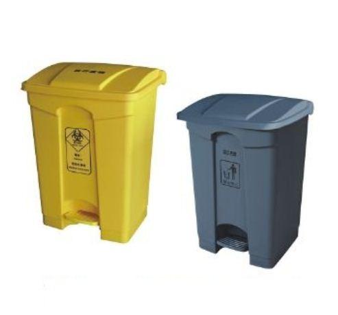 Thùng đựng rác thải y tế bện viện 68 lít có đạp chân