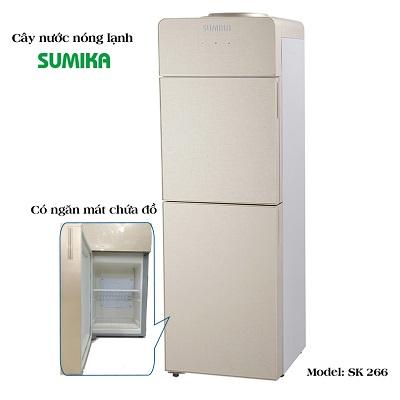 Máy làm nước nóng lạnh có ngăn mát Sumika SK266