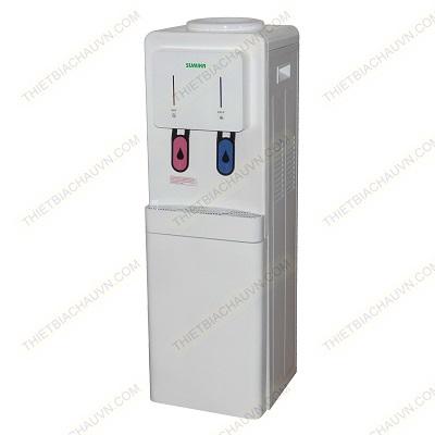 Máy làm nước nóng lạnh có ngăn mát Sumika SK883