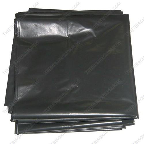 Túi đựng rác công nghiệp màu đen