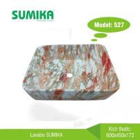 Chậu rửa Lavabo đặt bàn cao cấp Sumika 527