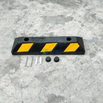 Thanh chặn lùi bánh xe bằng cao su đúc